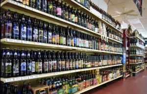 Tully's Beer and Wine has a premium selection of craft beers.